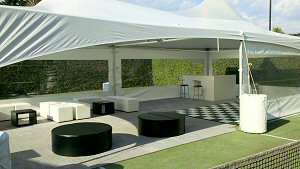 Marquee Matrix Tents for Hire