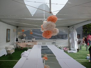 Mortons Event Decoration