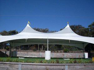 Trapeze Tents
