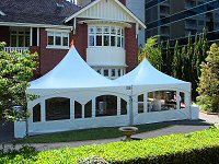 White Marquees Hire
