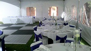 Wedding Gala Tent Ireland