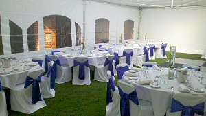 Wedding Marquee Anniversary