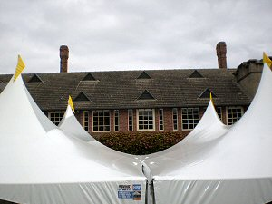 Marquee Wedding Tents trailers