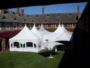 Matrix Marquee House Tents