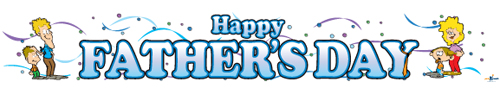 Happy Fathers Day Banners