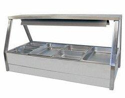 Bain Marie 4 tray large