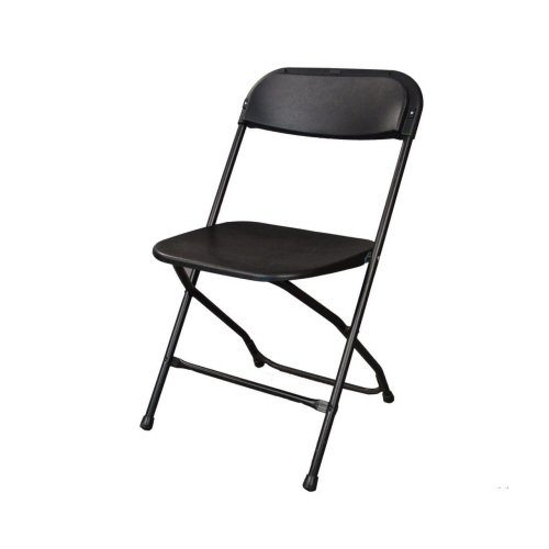 Black-Folding-Chair-Hire