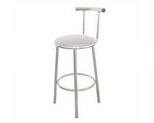 Chrome Bar Stool Hire