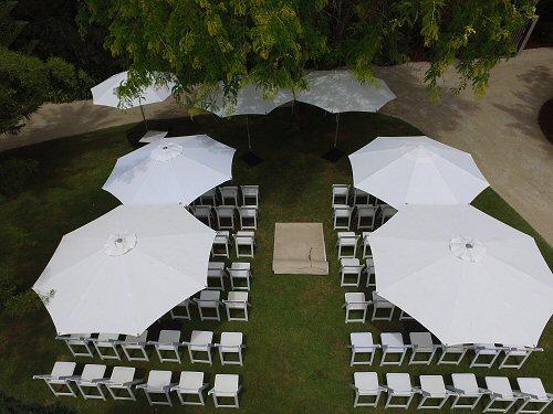 Martket Umbrellas 3m
