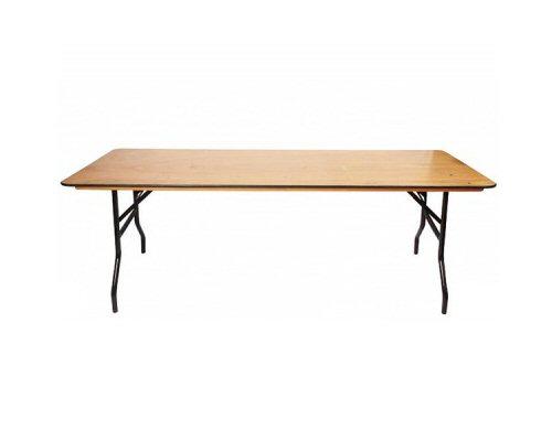 Trestle table 2.4m