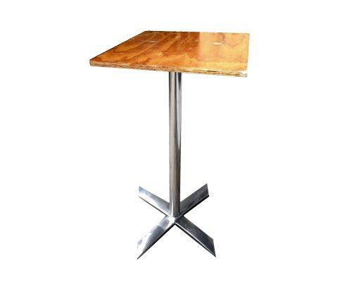 bar table timber