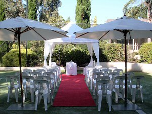 Wedding Ceremony Marquees