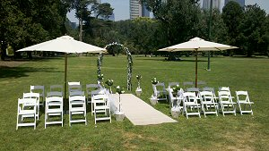 Wedding Accessories Garden