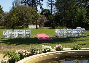 Wedding Caremony Reception