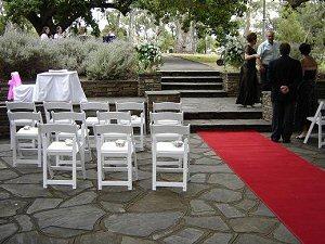 Wedding Accessories Hire