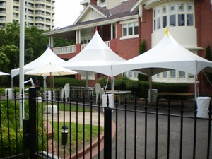 Matrix Marquee Tends Hire