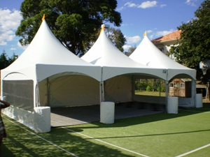 Combo Tends Marquee Hire