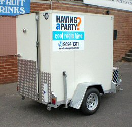 Portable Cool Rooms