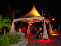 Marquee Lighting Hire