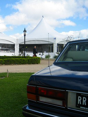 Matrix Tents Event