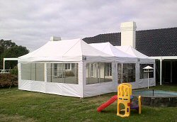 6m x 9m with Plate Windows