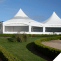 Structure marquees
