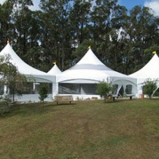 Wedding Marquee Exterior Hire