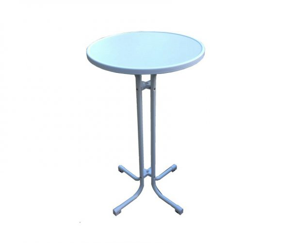 white round bar table