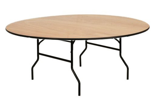 1 8m Round Table Having A Party