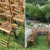 Bamboo Wedding Chairs