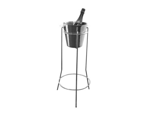 champagne bucket-with-stand