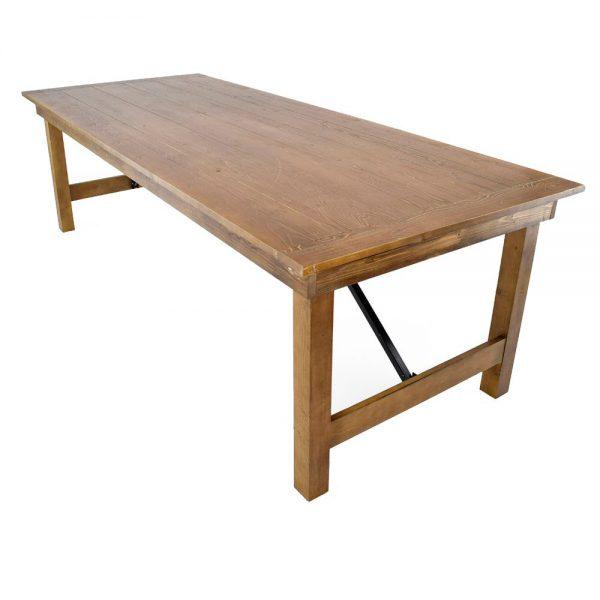 Rustic Vineyard Table Hire